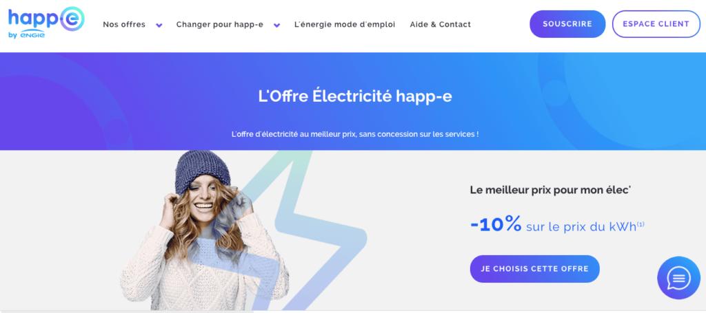 Avis Happ-e : Électricité 10