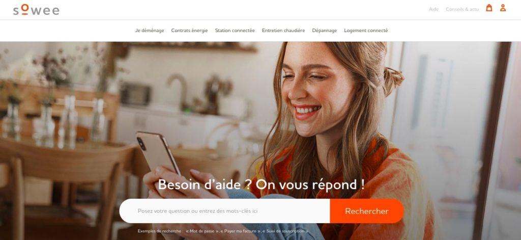 Avis Sowee : service client
